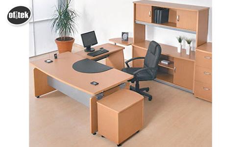 36 modelo klass for Medidas de un escritorio de oficina
