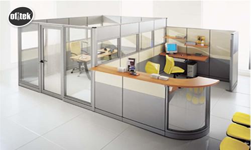 Modelos De Escritorios Para Oficina.Sistemas Modulares Para Oficinas Mobiliario De Grupo Requiez Para